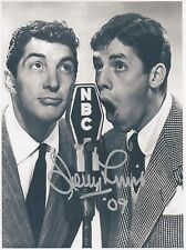 JERRY LEWIS Signed 7x5 Photo THE NUTTY PROFESSOR COA