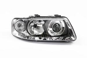Audi A3 00-03 Chrome Headlight Headlamp Right Driver Off Side O/S
