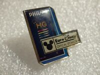 Pin's vintage épinglette pins collector Philips euro Disney Lot PB010