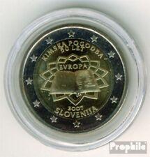 Slovenië 2007 Stgl./ongecirculeerd Reprint: 400.000 2007 2 Euro Roman Contracten