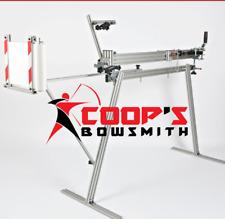 COOP'S BOWSMITH PRO, mathews,hoyt NEW!!! PAPER TUNER / NEW- UPPER LIMB BRACE 7