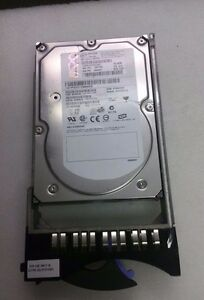 IBM 73GB 10K U320 SCSI HDD Part No: 9X3006-139
