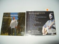 Kieron Means  As Far as My Eyes Can See (2005) cd 15 Tracks Near Mint