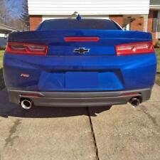 Chevrolet Camaro 2016+ Factory Style Flush Mount 3 Piece Rear Spoiler PRIMED