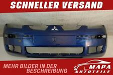 Mitsubishi Colt VI Bj. 2004-2008 Stoßstange Vorne Original Blau Versand