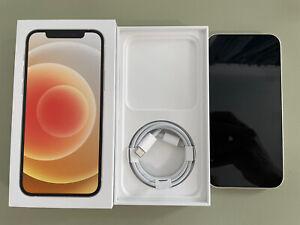 Apple iPhone 12 128GB White Unlocked - Mint Condition + Apple Warranty