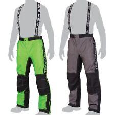 Arctic Cat Men's Team Arctic Racing Uninsulated Snowmobile Pants Bibs - Green