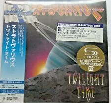 Stratovarius-Twilight Time Giappone MLPS CD UICY - 94274 NUOVO NEW