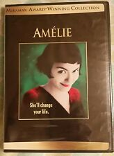Amelie (2 Dvd Special Edition, 2002, French, Ws) *New* Ships Out Fast Mon-Sat!