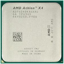 AMD Athlon X4 740 Quad Core 3.2GHz Socket FM2 CPU Processor 65W