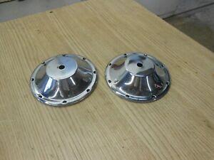 JAGUAR MK2/DAIMLER V8 250 FOG RANGER LAMP BACK PLATES
