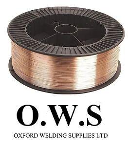 Mild Steel Mig Welding Wire ALL SIZES - 0.7kg, 5kg, 15kg - 0.6, 0.8, 1.0 & 1.2