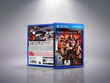 Dead or Alive 5 Plus - PlayStation Vita Cover and Case. NO GAME!!