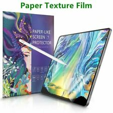 Paper Like Screen Protector Film Matte PET Anti Glare Painting For iPad Tablet