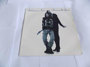 SHAKESPEARS SISTER, HORMONALLY YOURS, LONDON, 1992, RARE POP/ROCK VINYL ALBUM