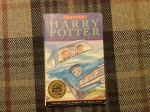 Harry Potter and the Chamber of Secrets by J. K. Rowling, 1st/1st Paperback