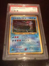 2000 P.M. PSA 9 Shining Gyarados Neo Revelation 3 Star Japanese Pokemon Card