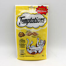 [Whiskas] 5 Pack of Chicken Flavor Whiskas Temptations Treats for Cats