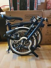 Brompton M6L Blue 2021 Brand new in box Worldwide 🌍 Shipping available