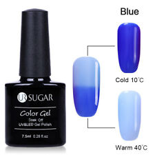 100 Colors Temperature Thermal Color Changing UV Gel Nail Polish Top Base Coat