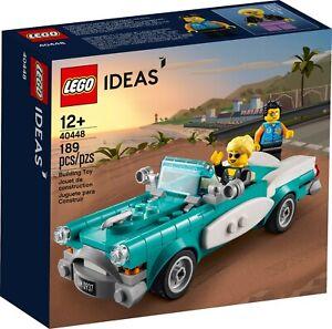 LEGO Idea 40448 Vintage Car Promotional - New (Free Shipping)