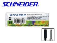 3 KUGELSCHREIBERMINEN SCHNEIDER EXPRESS SCHWARZ M 785 CROSS MINE