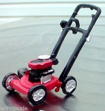 Rickety Lawn Mower Miniature for your Model Train Display - 1/18 Scale Dioramas