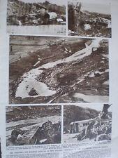 Article New Zealand Tangiwai Bridge railway crash December 1953 1954 ( ref O54)