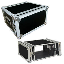 "6 Space 6u 15"" Deep ATA Rack Case 3/8"" Ply RESELLER'S DREAM 25% OFF SALE!"