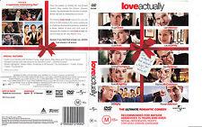 Love Actually-2003-Hugh Grant-Movie-DVD