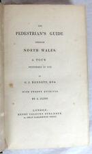 A Pedestrian Tour Through North Wales. , Bennett, 1838, Welsh Melodies