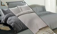 Duvet Cover with Pillow Case Quilt Cover Bedding Set Double King Size UK