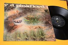 PINK FLOYD LP SAUCERFUL..ORIG FRANCIA 1969 COLUMBIA BLACK BIEM LAMINATED COVER !