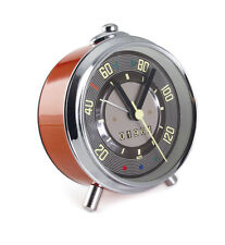 Camper Van Bus T1 Alarm Clock Speedometer VW Collection by BRISA BUSC01