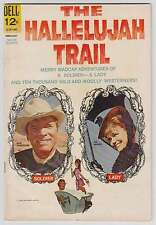 L2674: The Hallelujah Trail Movie Comic, VF Condition