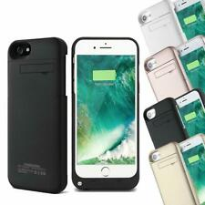 External Battery Charger Power Bank Case For iPhone 6S 6 7 & 8 Plus Backup Cover