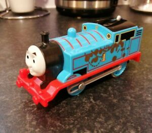 THOMAS & FRIENDS SPECIAL EDITION THOMAS COVERED IN GOLD COINS BLING MOTORISED