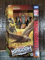 HASBRO TRANSFORMERS GENERATIONS WFC-K14 KINGDOM DELUXE AIRAZOR ACTION FIGURE