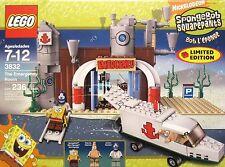 Lego 3832 SpongeBob Squarepants Emergency Room New