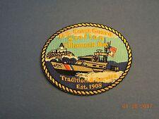 US Coast Guard Station Tillamook Bay Tradition Service USCG Military Patch #Q04