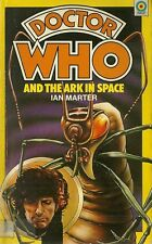 Paperback Book - DOCTOR WHO The Ark In Space - Ian Marter - #4 - 100's listed