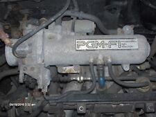 88-91 CRX SI D16A6 JDM D16A OBD0 INTAKE THROTTLE BODY INJECTORS SENSORS