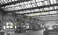 Leicester Central Railway Station Photo. Great Central Railway. (2)
