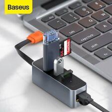 Baseus 1000Mbps USB 3.0 Type C to RJ45 LAN Adapter Gigabit Ethernet Network HuB