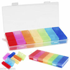 Pill Boxes & Cases 3 Compartments Per Day