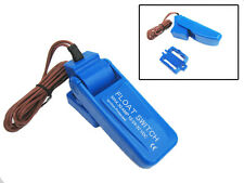 Blue Seaflo Bilge Pump Auto Float Control Switch Automatic 12v 24V 36V  Marine