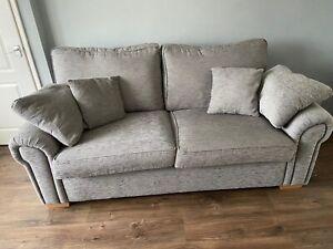 SCS Sofa Grey 92cm X 2m