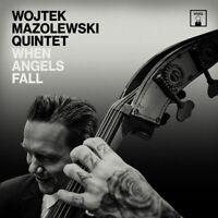 WOJTEK QUINTET MAZOLEWSKI - WHEN ANGELS FALL   CD NEU