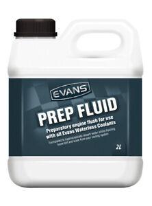EVANS Prep Fluid 2 Liter Reinigungsflüssigkeit