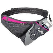 Waist Packs Running Belt Hydration With Water Bottle Holder For Men Women Pouch